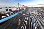 Suecia: Tiempos de espera de grúas bajan 90% en recinto operado por APM Terminals en el Puerto de Gotemburgo