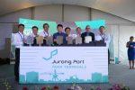 Singapur: Jurong Port Tank Terminals entra oficialmente en operaciones