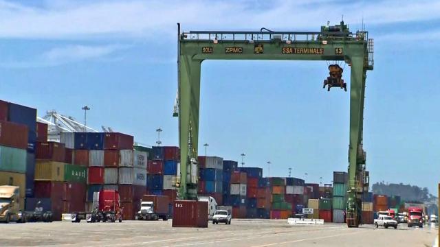 Puerto de Oakland recibe nuevo servicio entre EE.UU. y Asia de Wan Hai Lines