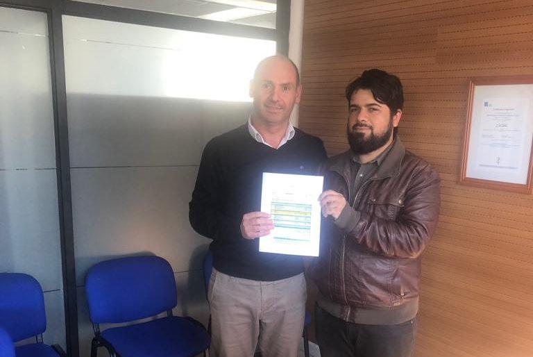 Sindicato de Estibadores recibe aporte de TCVAL para efectuar reparaciones a sede