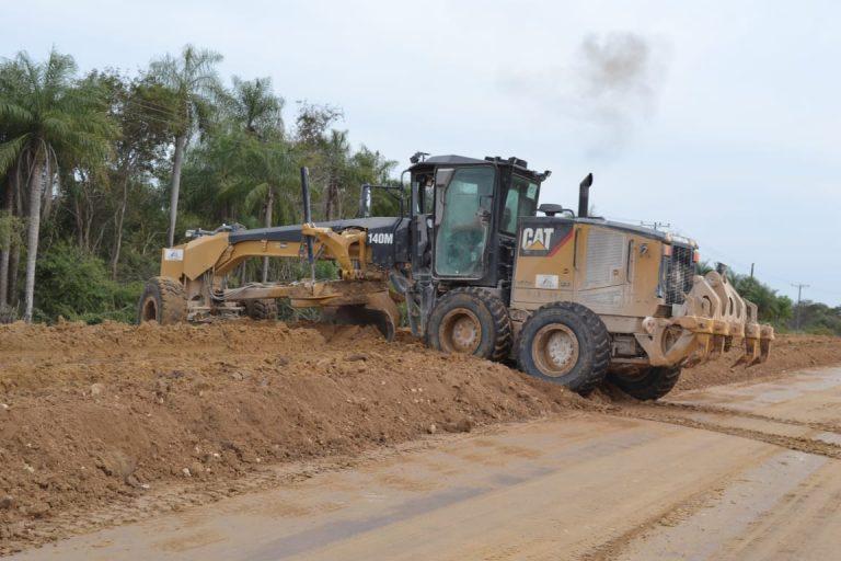 Paraguay proyecta terminar 50 kilómetros de corredor bioceánico a fin de año
