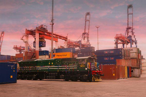 Ictsi inicia atención de servicio ferroviario en el Pakistan International Container Terminal