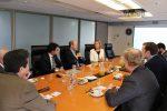 EPV se reúne con ALOG y Colegio de Ingenieros para presentar sus proyectos portuarios