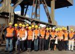 Gira técnica apoyada por Cepal visita instalaciones del  Puerto Antofagasta