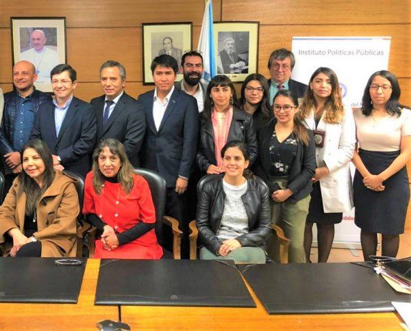 Puerto Antofagasta ingresa al Sistema de Información Territorial de la UCN