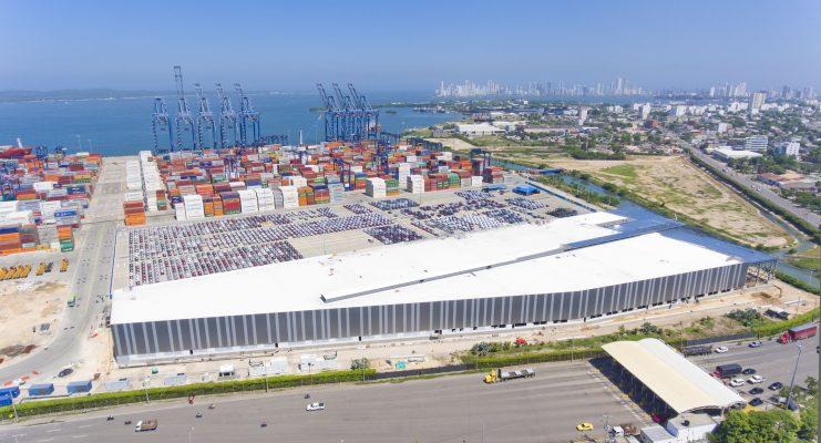 Colombia: Entra en operación nuevo centro de distribución logístico internacional de Grupo Puerto Cartagena