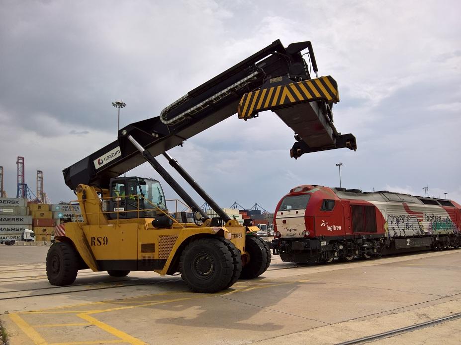 Autoridad Portuaria de Valencia duplica su tráfico ferroviario en los últimos seis años