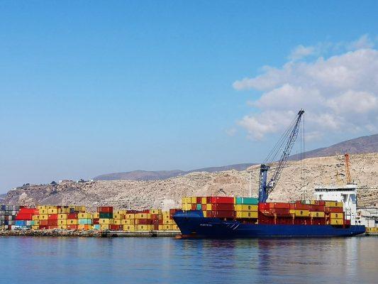España: Puertos de Almería y Carboneras aumentan 9,6% movimiento de barcos hasta febrero