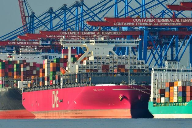 Hamburgo incrementa en 4,1% su manejo de carga marítima en el primer semestre