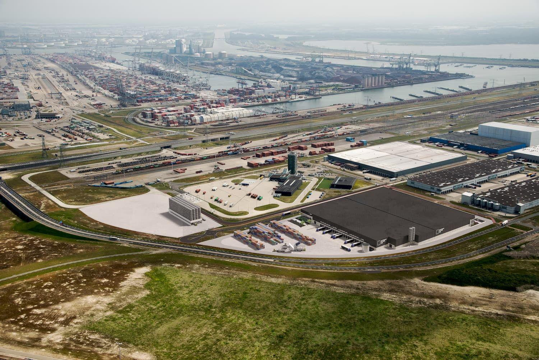 Rotterdam comienza construcción de su centro logístico de polímeros