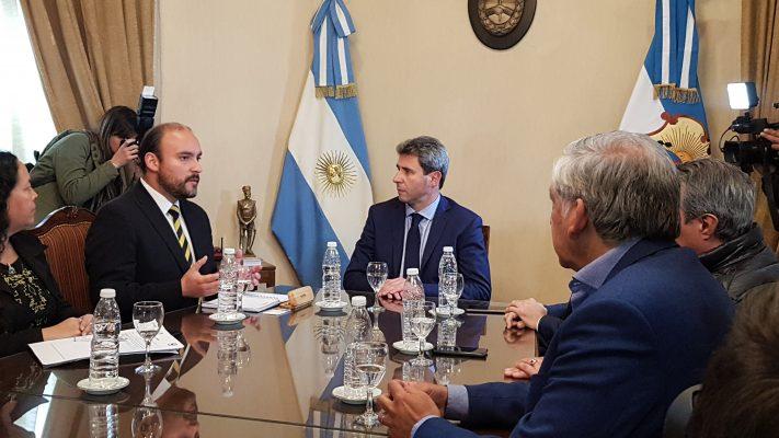 Alcalde de Coquimbo y Gobernador de San Juan llaman a aunar voluntades políticas para concretar el Túnel de Agua Negra