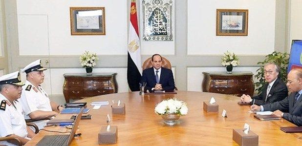 Egipto y Hutchison Ports firman acuerdo para desarrollo de terminal de contenedores