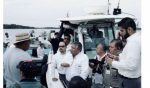 México: Pescadores realizan bloqueo marítimo y afectan movimiento de 10 mil contenedores en Lázaro Cárdenas