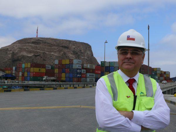 """Rodrigo Pinto: """"El hito más importante que alcanzamos fue la aplicación del Manual de Servicios y Tarifas"""""""