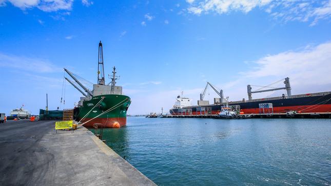 Agroexportadores del norte de Perú ahorrarán por USD 500 por contenedor enviado vía Puerto Salaverry