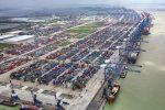 Inician nueva ruta entre el Puerto de Nansha y la Costa Este de Estados Unidos