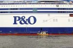 P&O ordena dos nuevos súper ferries para la ruta del Canal de la Mancha