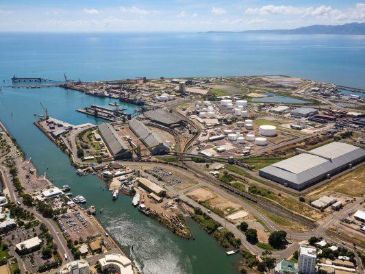 Australia: Puerto de Townsville anuncia proyecto de extensión de terminal Ro-Ro