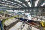 Meyer Group construye 14 cruceros con propulsión GNL