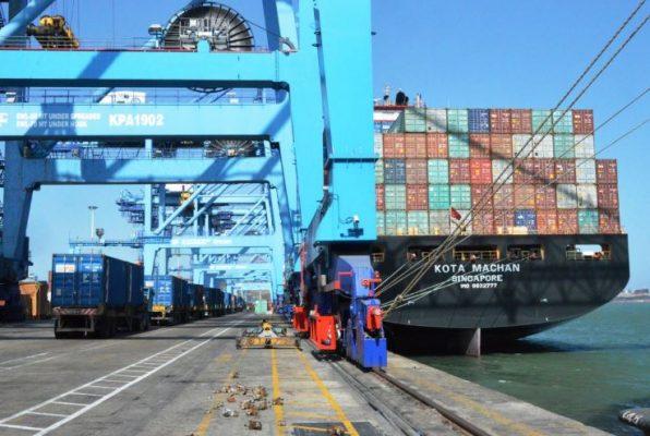 Puerto de Mombasa proyecta superar desempeño alcanzado en años anteriores