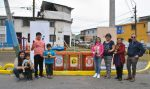 ITI recupera una plaza del casco histórico de Iquique