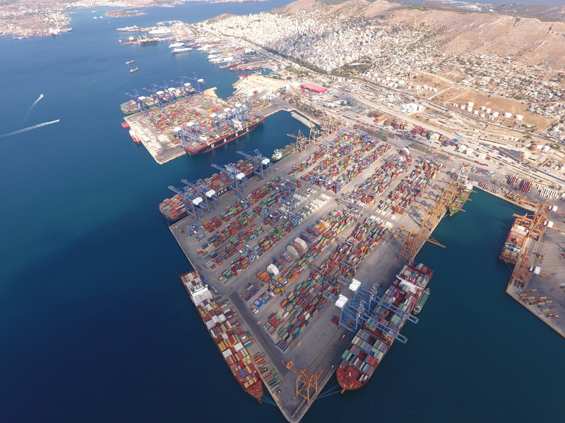 Qindao Port International compra participación de 33% de Cosco Shipping Ports en Abu Dhabi