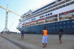Perú: Terminal Portuario de Paracas comienza temporada de cruceros