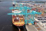 EE.UU.: Puerto de Jacksonville establece nuevos récord de carga en año fiscal 2019