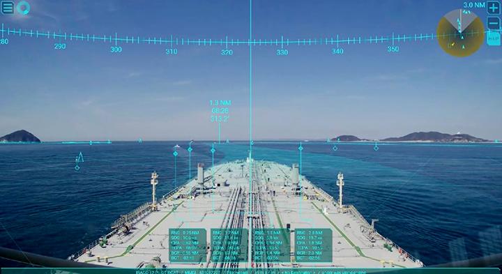 Video: MOL presenta sistema de navegación de realidad aumentada para petroleros