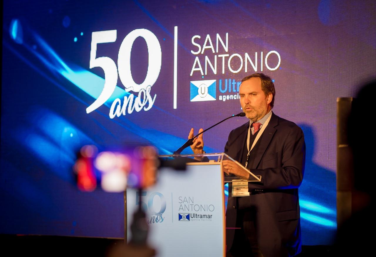 Galería: Celebran 50 años de Ultramar en San Antonio