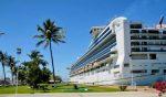 Industria de los cruceros registra alza en pasajeros y arribos en México