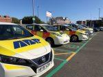 Associated British Ports incorpora nuevos vehículos eléctricos a su flota del Puerto de Southampton