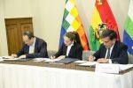 CAF financiará estudios de preinversión para el desarrollo del Corredor Ferroviario Bioceánico de Integración