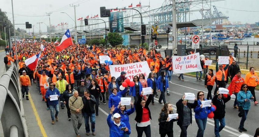 marcha portuarios san antonio miercoles (17)