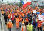Chile: Unión Portuaria anuncia que 24 puertos paralizarán hasta las 8.00 horas del miércoles por Huelga Nacional