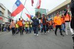 Trabajadores de más de 20 puertos inician paro plegados a la Huelga General Nacional