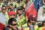 Chile: 6 mil trabajadores de 19 puertos se plegarán a huelga nacional convocada para el miércoles
