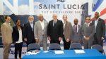 Carnival Corporation y Royal Caribbean construirán nuevo terminal de cruceros en Santa Lucía