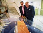 Autoridad Portuaria de Almería y sector del mármol estudian posibilidades de transporte en contenedor