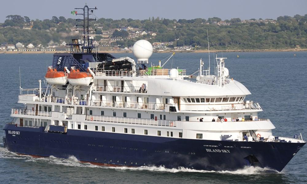 Crucero programado para Valparaíso será atendido en Talcahuano tras reparaciones en Asmar - PortalPortuario