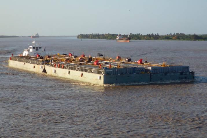 Colombia: Promueven habilitación de Barrancabermeja como puerto cafetero - PortalPortuario