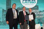Francisco González asume como presidente de la delegación Latinoamérica de AAPA