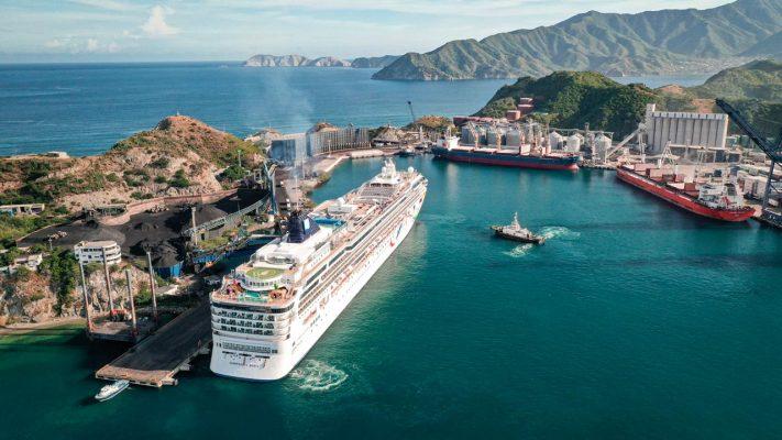 Colombia: Puerto de Santa Marta recibirá tres cruceros de Norwegian Cruise Line en dos días - PortalPortuario