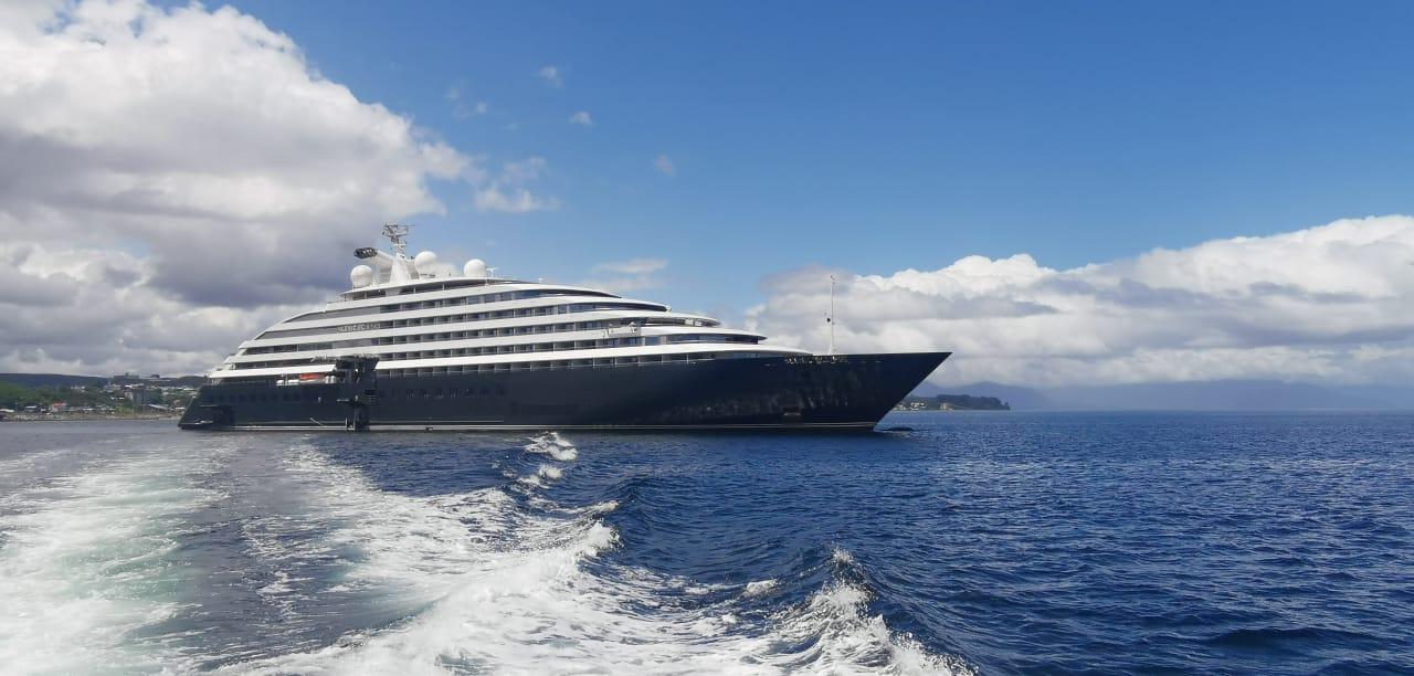 Puerto Montt atiende su tercer crucero de la temporada - PortalPortuario