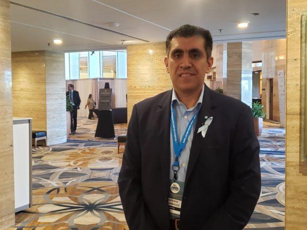 """Antonio Domínguez: """"Las operaciones de Maersk fueron designadas como esenciales para la economía"""""""
