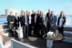 Comunidad empresarial alemana valora transición energética del Puerto de Rotterdam