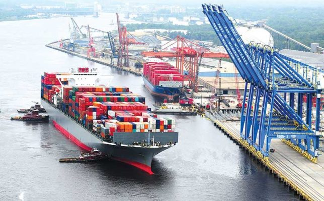 North Carolina Ports implementa sistema Navis N4