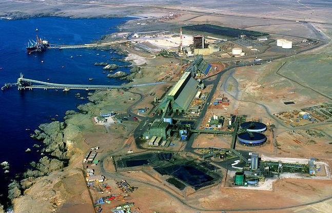 Cae carga movilizada en puertos de Tarapacá - PortalPortuario