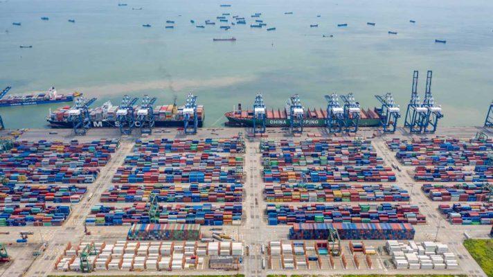 China reconoce inestabilidad e incertidumbre en su comercio exterior debido a la pandemia