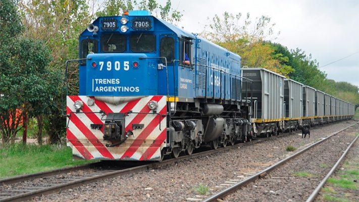 Argentina: Tren San Martín Cargas duplica toneladas transportadas desde 2015 - PortalPortuario